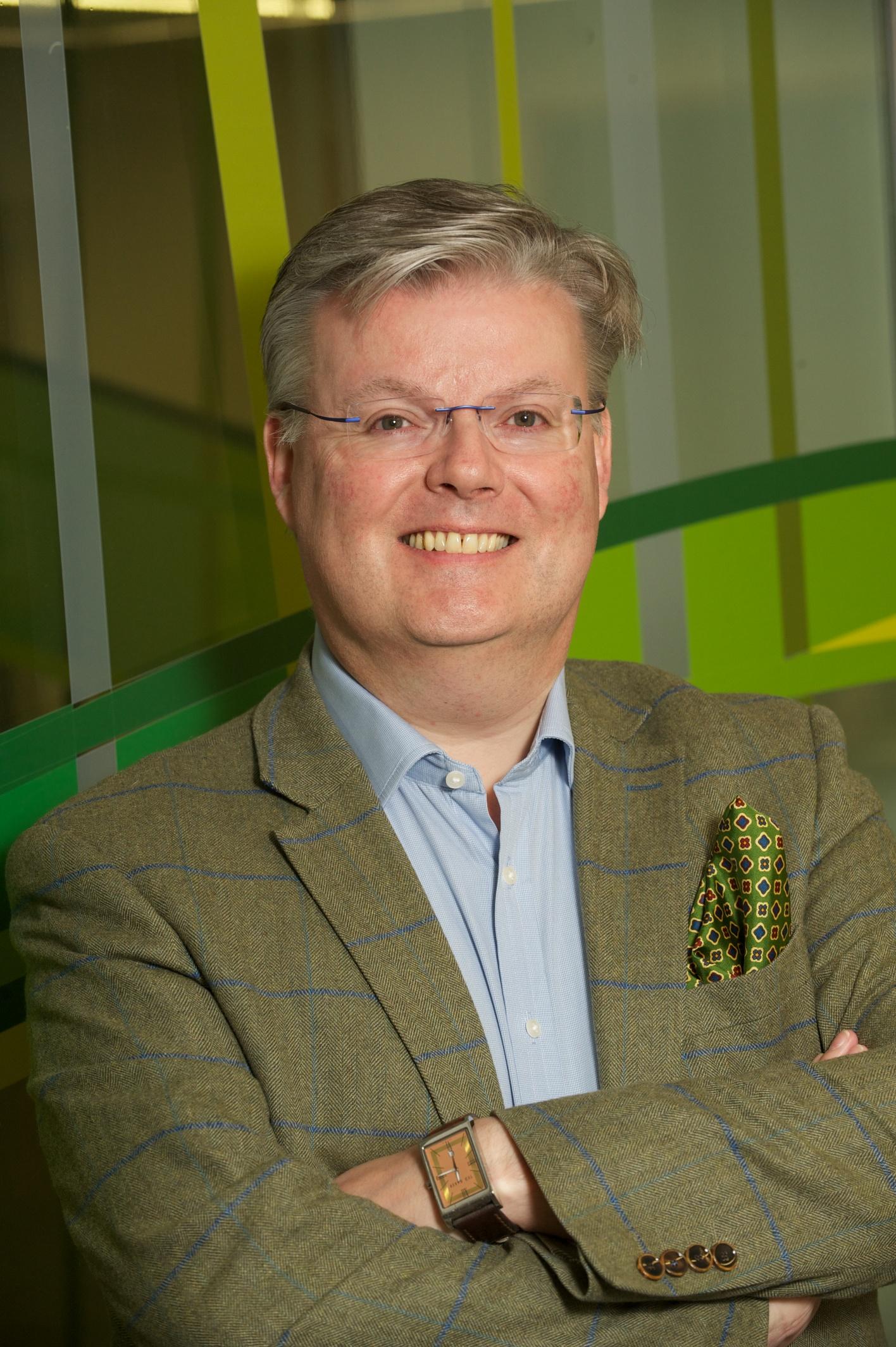 Prof Ian Rivers